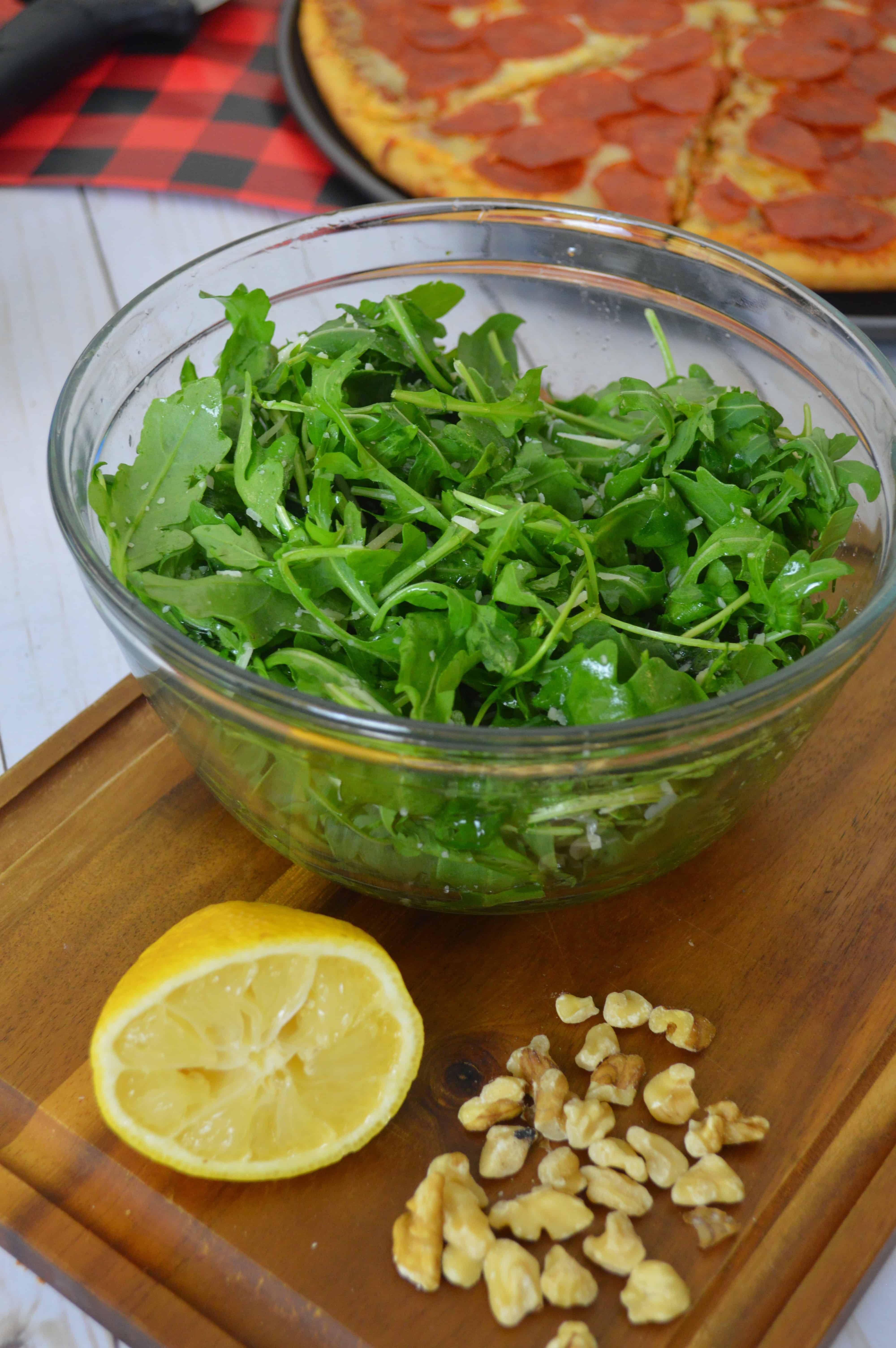 Cranberry Arugula Salad