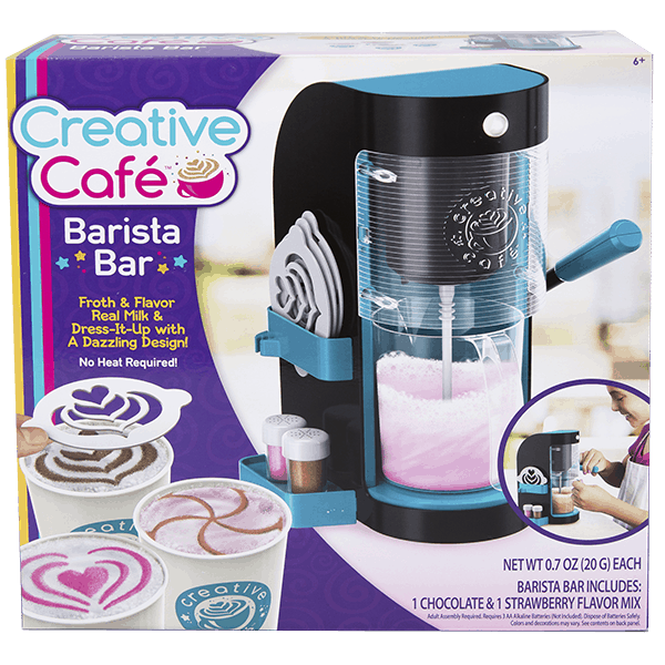 Creative Café Barista Bar