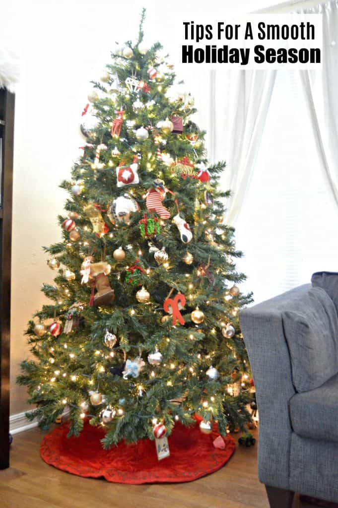 Tips For A Smooth Holiday Season