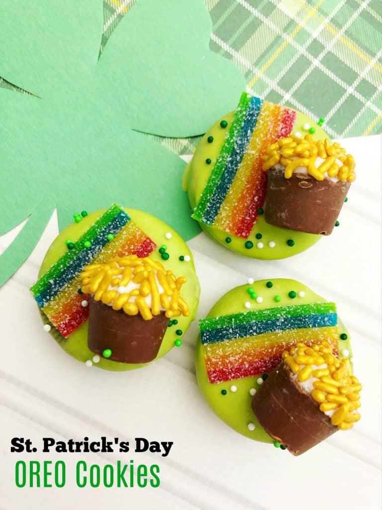 St. Patrick's Day OREO's