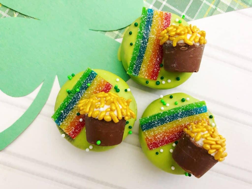 St. Patrick's Day OREO Cookies