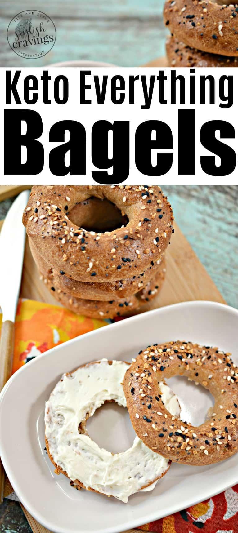 Keto Everything Bagels