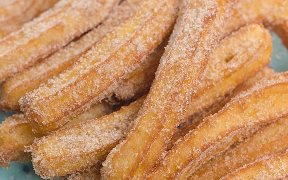 Easy Churro Recipe