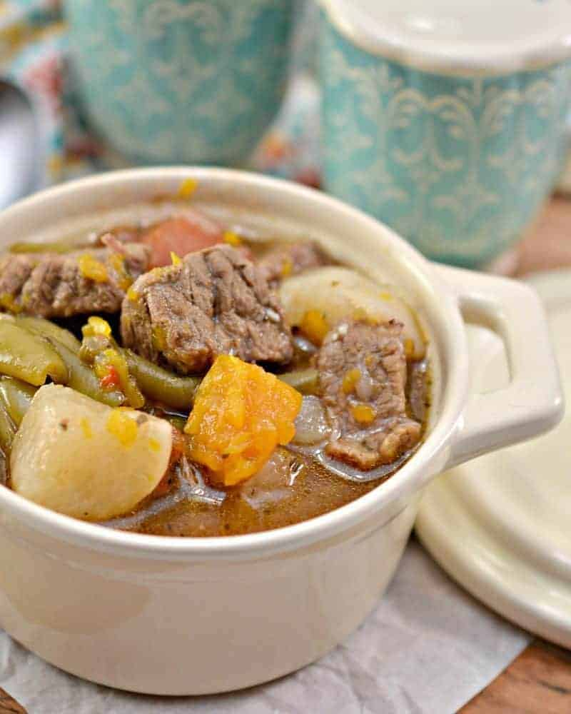 Keto Beef Stew -