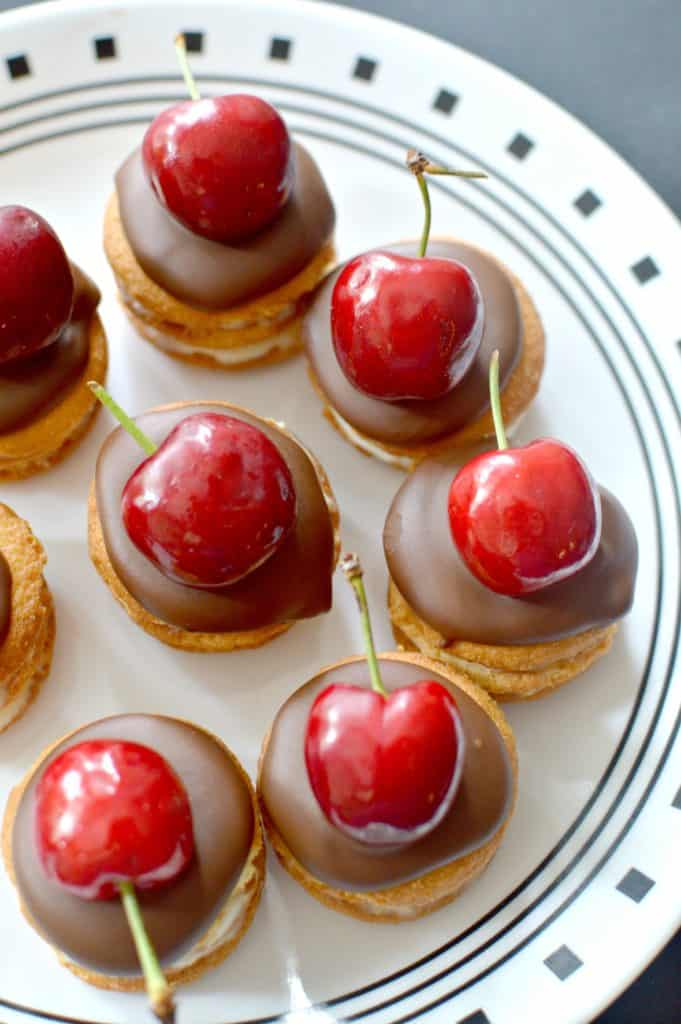 Easy Eclair Cookies Stylish Cravings Easy Recipes