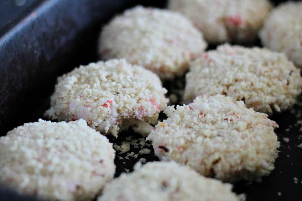 Spicy Crab Cakes