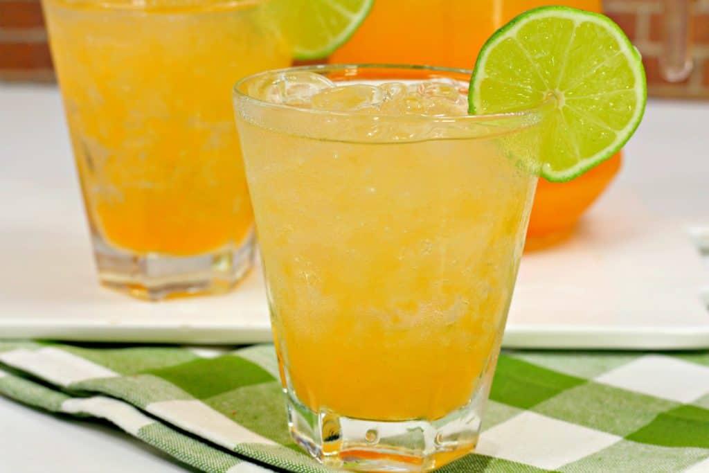 Tequila Cantaloupe Spritzer