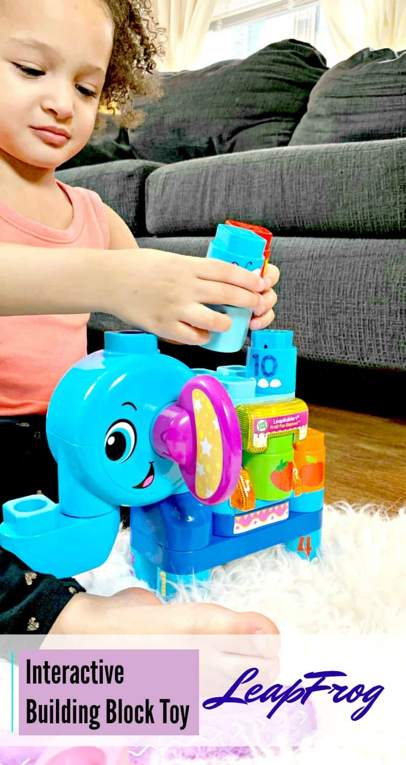 LeapBuilders® Fruit Fun Elephant™
