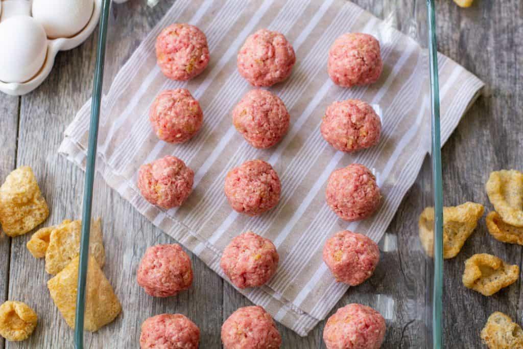 Keto Swedish Meatballs Recipe