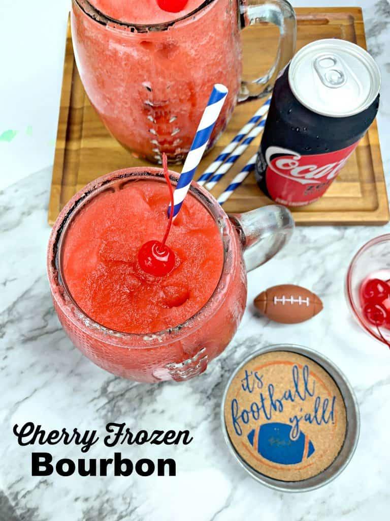 Cherry Frozen Bourbon