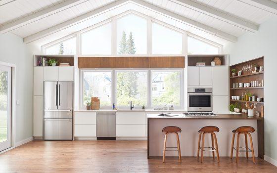 All-New Bosch Counter-Depth Refrigerators