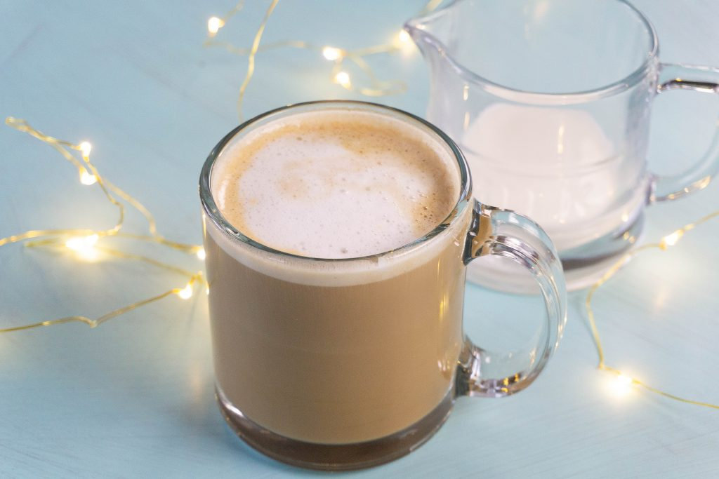 Homemade Maple Latte - Easy Low Carb Recipe