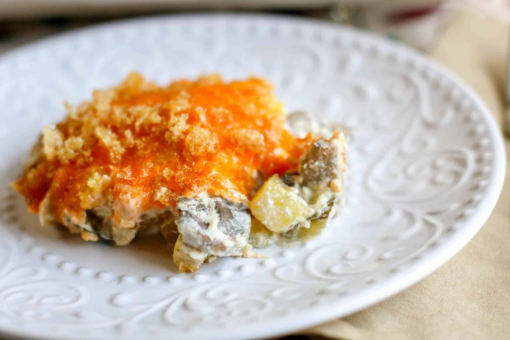 Easy Low Carb Casserole