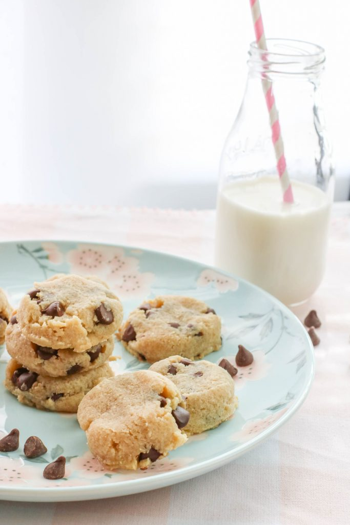 Low Carb Chocolate Chips Cookies