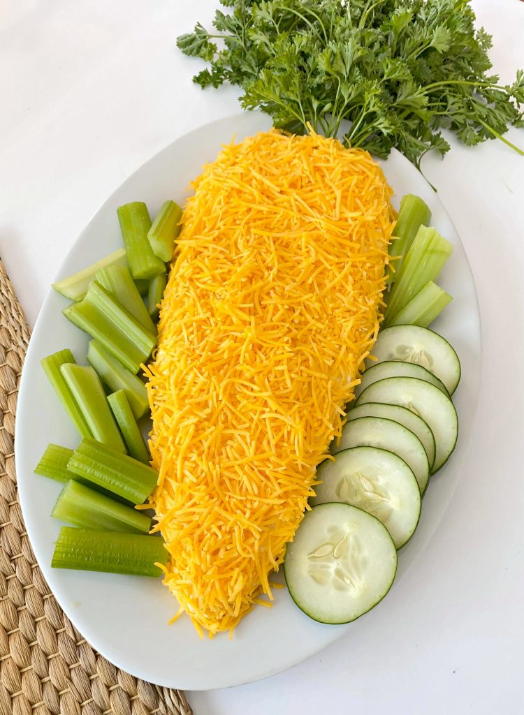 Keto Easter Cheese Ball