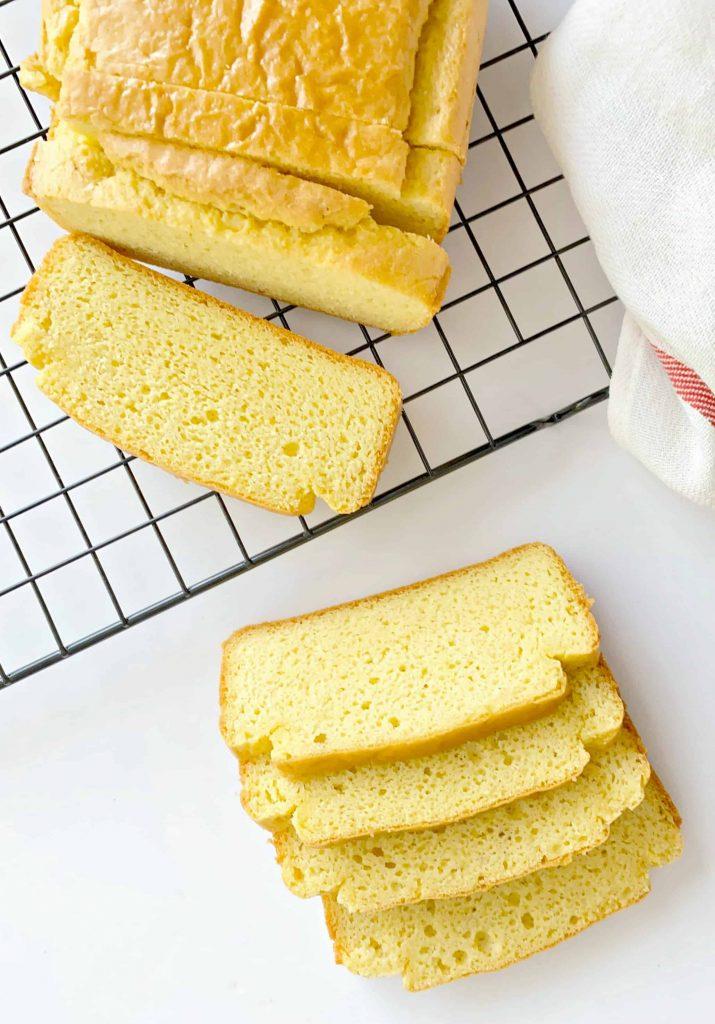 Easy Keto Bread Recipe With Almond Flour