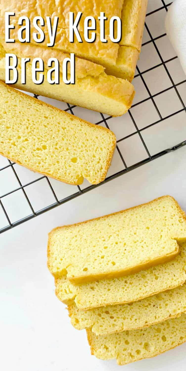 Easy Keto Bread Recipe With Almond Flour