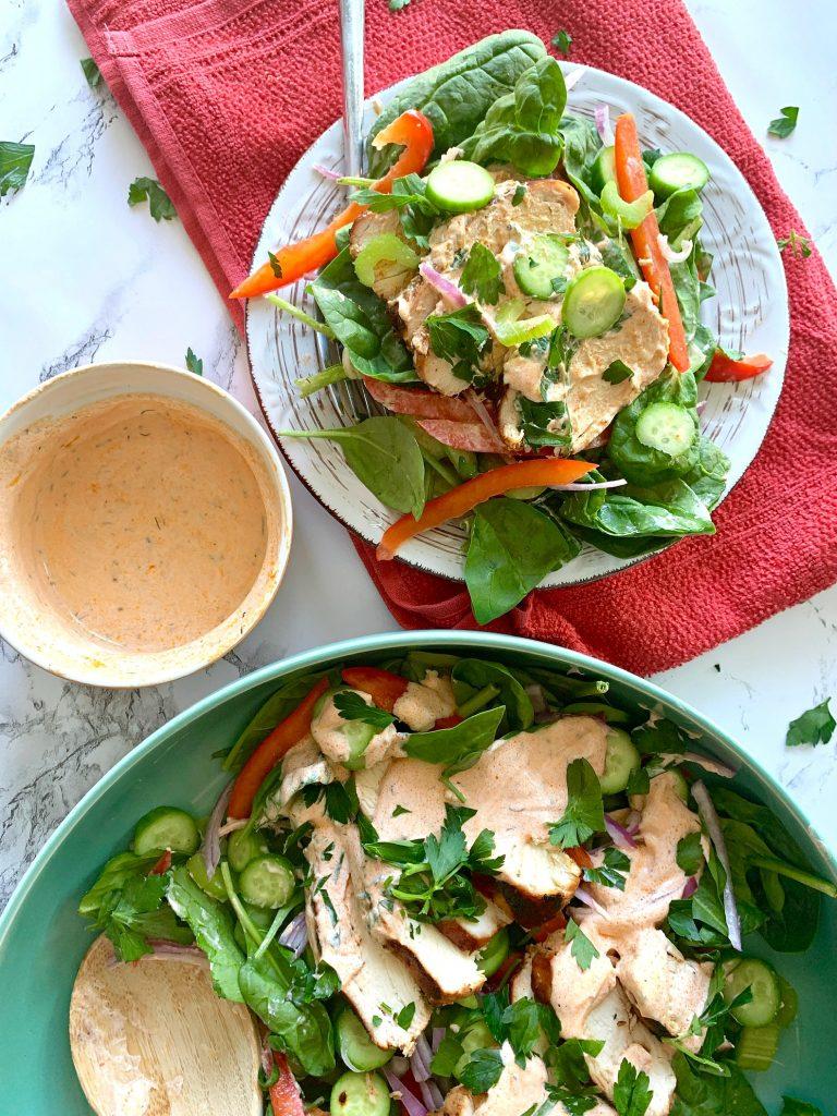 Low Carb Buffalo Chicken Recipe