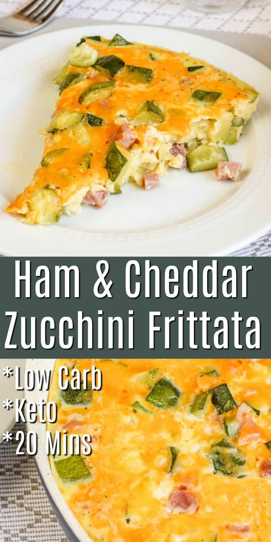 Low Carb Zucchini Frittata Recipe