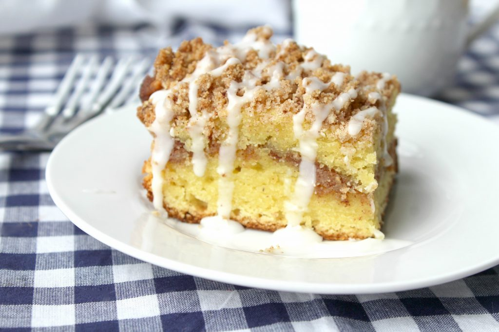 Keto Coffee Cake Recipe