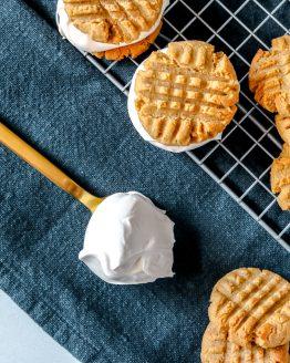 Keto Ice Cream Sandwich Recipe