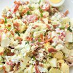 Keto Cobb Egg Salad Recipe