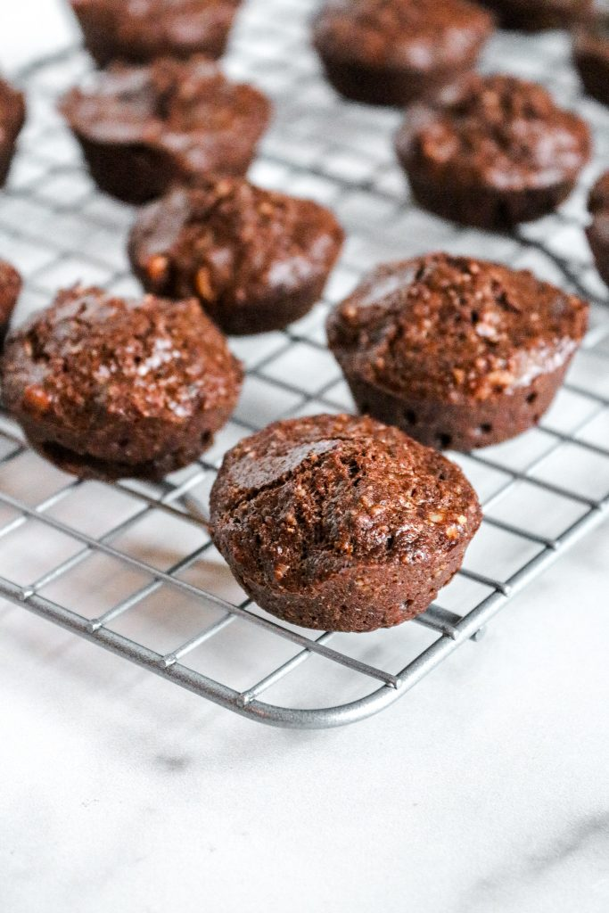 Keto Brownie Muffins Recipe