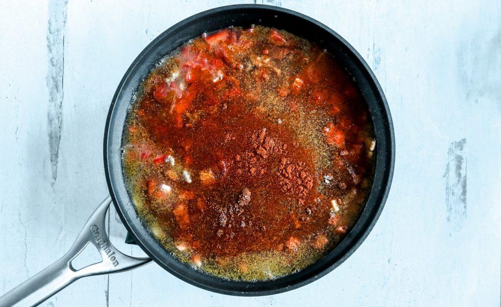 Creamy Keto Taco Soup Recipe