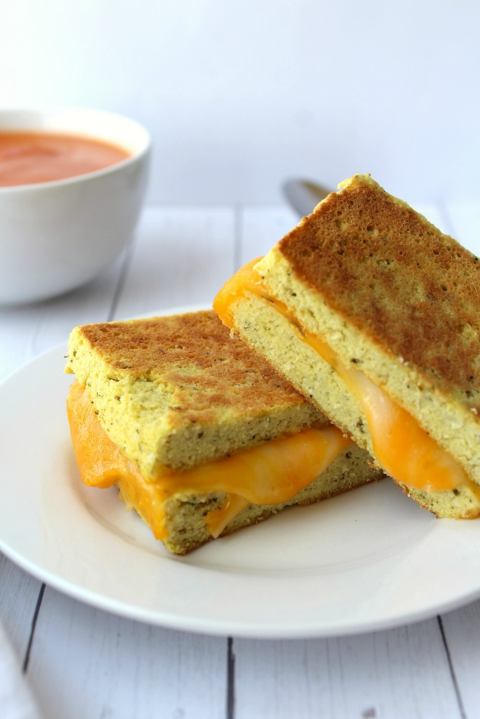 Easy Keto Grilled Cheese Recipe