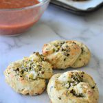 Easy Keto Garlic Knots Recipe