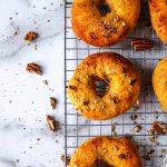 Keto Pumpkin Bagels Recipe