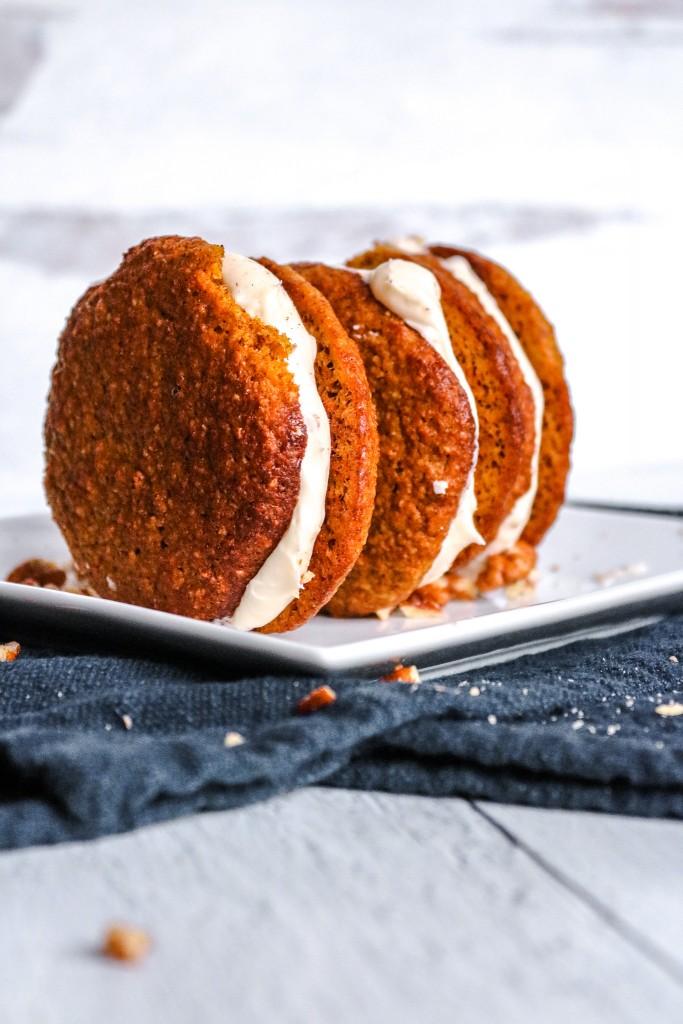 Keto Pumpkin Whoopie Pie Recipe