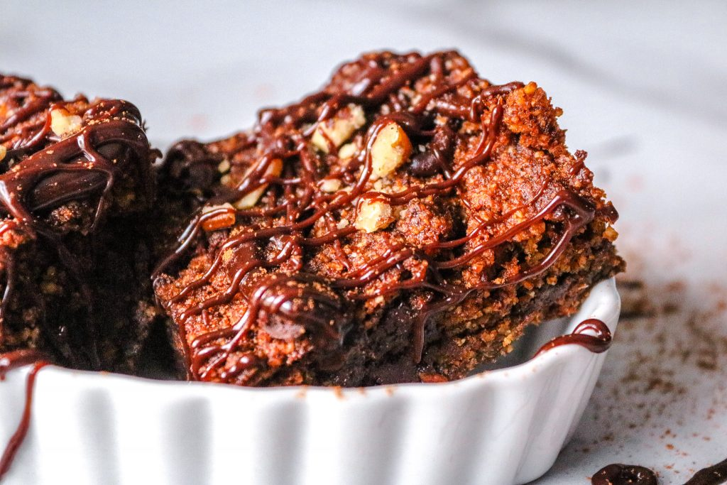 Keto Pumpkin Brownies Recipe