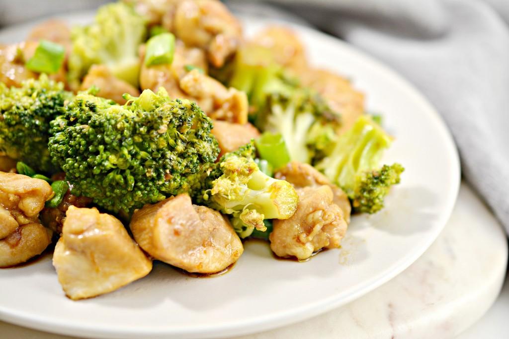 Keto Chicken Teriyaki Recipe