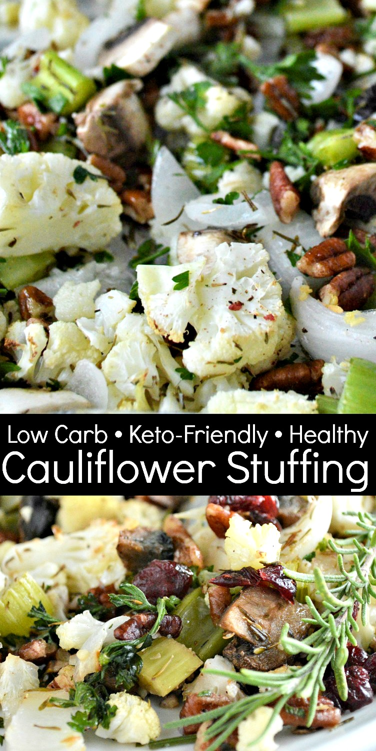 Cauliflower Stuffing Recipe