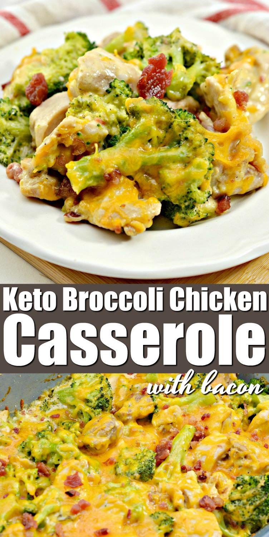 Pastırma Tarifi ile Keto Tavuk Brokoli Güveç