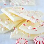 Keto White Chocolate Peppermint Bark Recipe