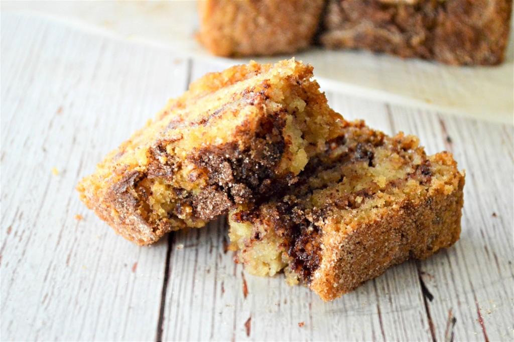 Low Carb Snickerdoodle Bread Recipe