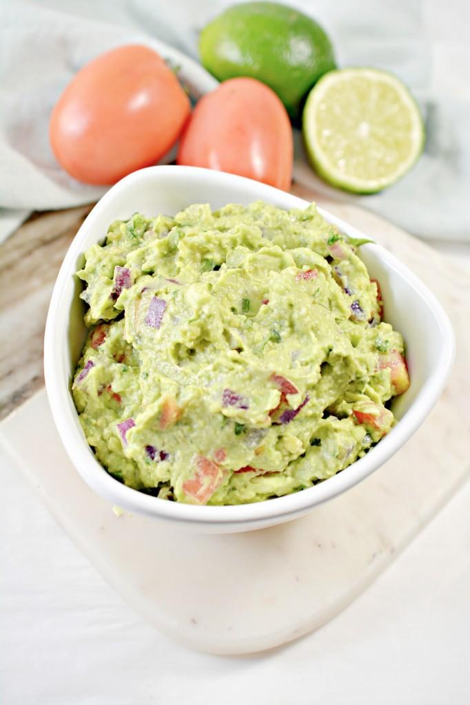Easy Keto Guacamole Recipe