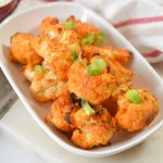 Crispy Keto Cauliflower Wings