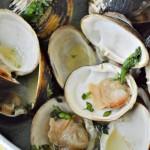 Garlic Butter Clams Recipe