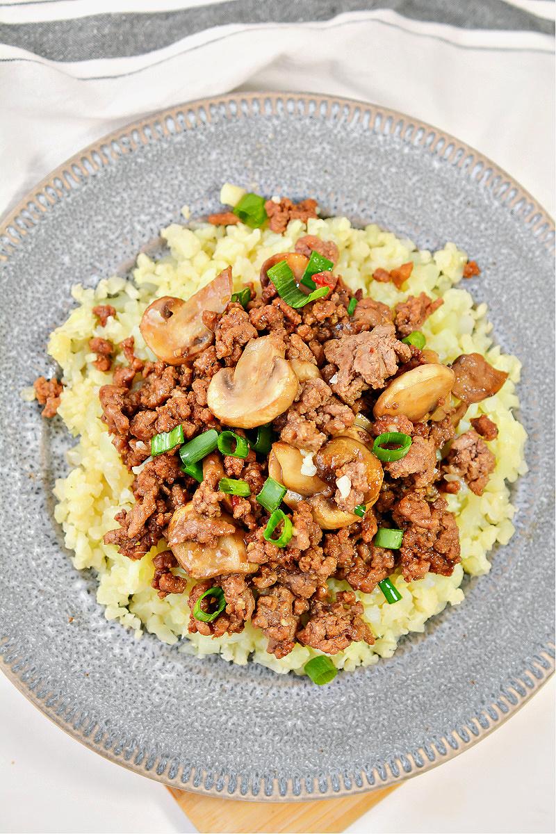 Best Keto Mongolian Beef Recipe