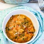 Keto Coconut Curry Chicken Instant Pot