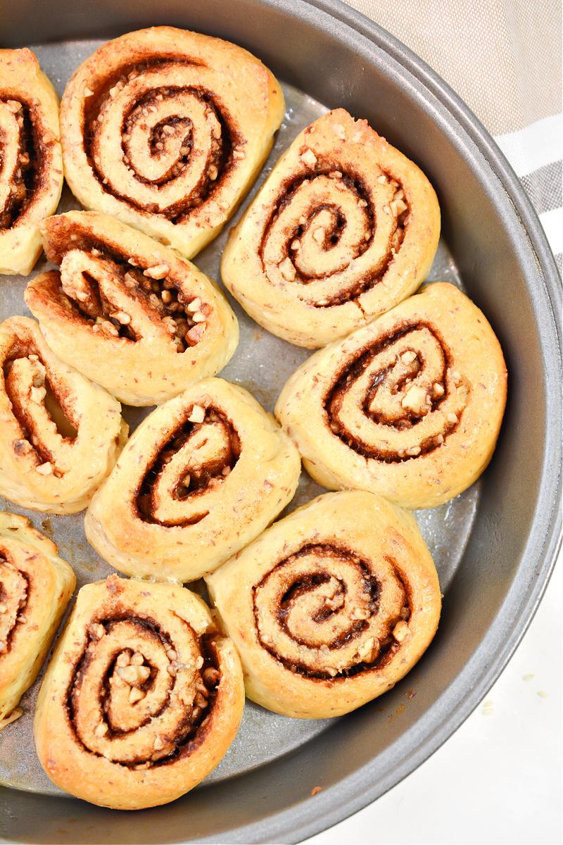 Keto Cinnamon Rolls Recipe