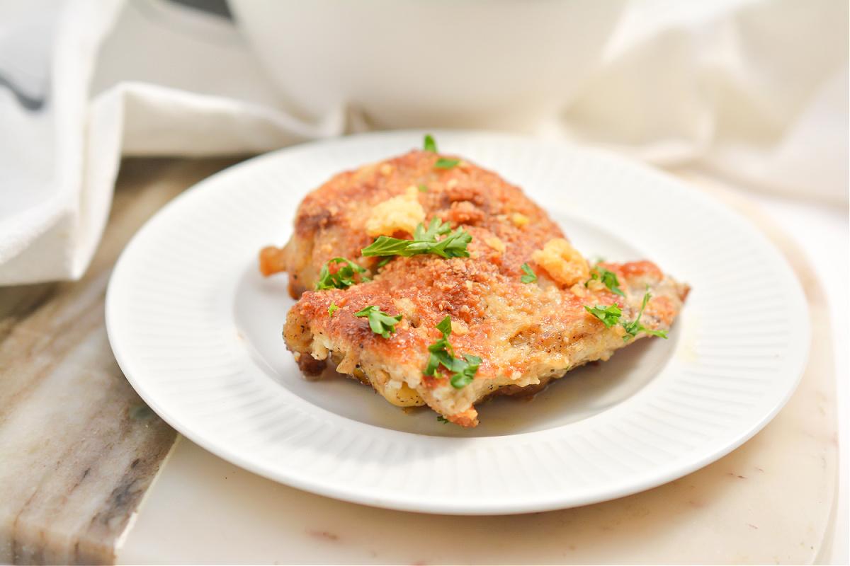 Keto Caesar Chicken