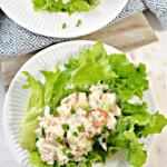 Keto Lobster Salad Recipe