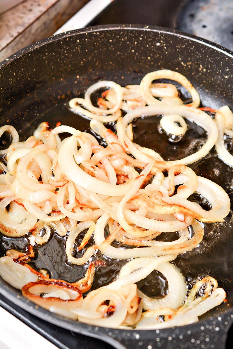 Keto French Onion Chicken Casserole