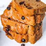 Keto Cookie Dough Bread